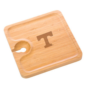 Tennessee Bamboo Party Plate