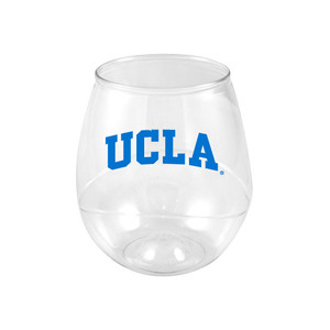UCLA 16oz Plastic Beverage (set of 4)