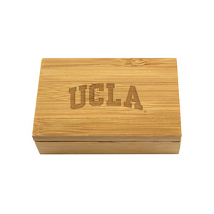 UCLA Bamboo Corkscrew Set