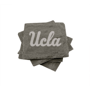 UCLA Slate Coasters (set of 4)