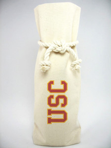USC Canvas Bottle Tote