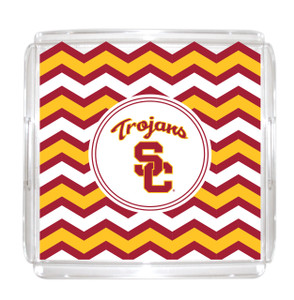 USC Lucite Tray 12x12
