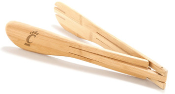 Cincinnati Bamboo Tongs