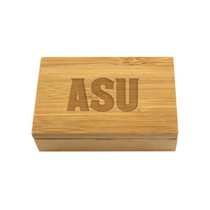 Arizona State Bamboo Corkscrew Set