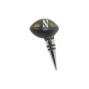 Northwestern Vintage Football Bottle Stopper