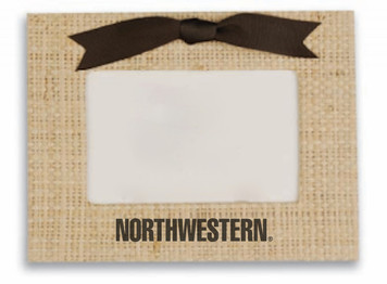Northwestern Vintage Photo Frame