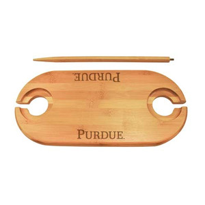 Purdue Bamboo Picnic Table