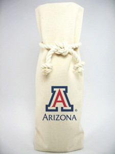 Arizona Canvas Bottle Tote