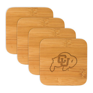 Colorado Bamboo Coasters