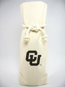 Colorado Canvas Bottle Tote
