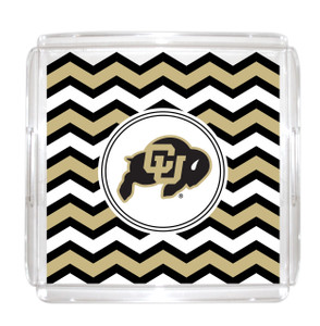 Colorado Lucite Tray 12x12