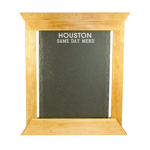 Houston Artisan Chalkboard