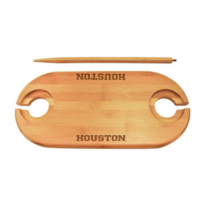 Houston Bamboo Picnic Table