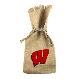 Wisconsin-Madison 1-Bottle Tote