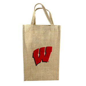 Wisconsin-Madison 2-Bottle Tote