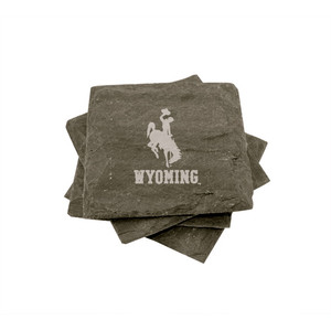 Wyoming Slate Coasters (set of 4)