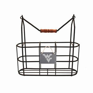 West Virginia Vintage Bottle Carrier