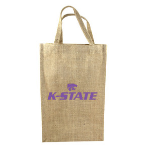 Kansas State 2-Bottle Tote