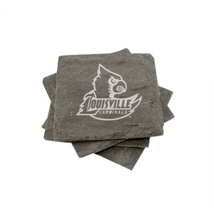 Louisville Slate Coasters (set of 4)