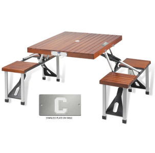 Cornell Folding Picnic Table for 4