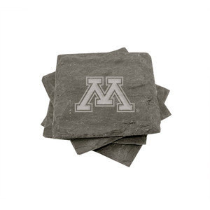 Minnesota Slate Coasters (set of 4)