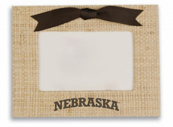 Nebraska Vintage Photo Frame