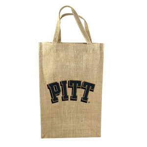 Pittsburgh 2-Bottle Tote