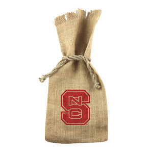 North Carolina State State 1-Bottle Tote