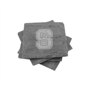 North Carolina State Slate Coasters (set of 4)