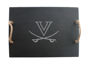 Virginia Slate Server w/ Rope Handles