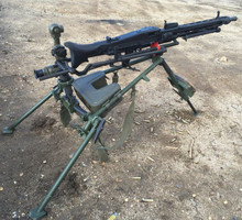 Rheinmetall MG3 in 7.62x51mm -  100 Rounds Included