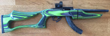 """Ruger 10/22 """"The Zombienator"""" Open Bolt In .22LR - 100 Rounds Included"""