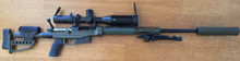 Defiance Deviant Precision Rifle, Bolt-Action, Suppressed in 6.5 Creedmoor - 10 Rounds Included