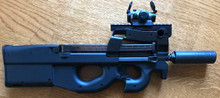 FN P90, Suppressed in 5.7x28mm - 50 Rounds Included