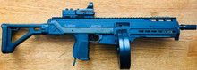SWD M11/Nine, Lage Max-31 MK2 upper in 9mm - 50 Rounds Included