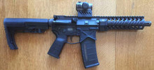 """M4 Carbine, 7"""" Barrel in 5.56mm - 40 Rounds Included"""