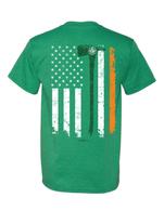 IAFF St. Pats Flag T-Shirt