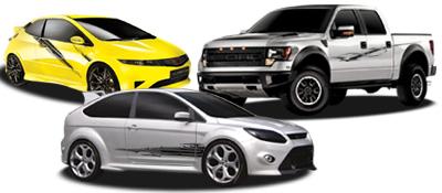 IllusionsGFX Professional Vinyl Graphics - Auto graphics for carillusionsgfx custom automotive graphics