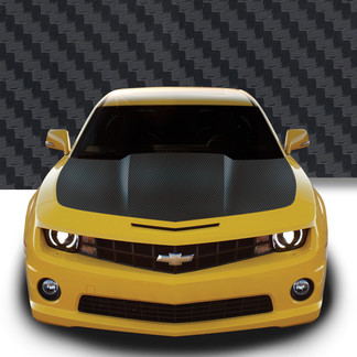 OEM with Muscle Vehicle Graphics - 922 Hood Wrap