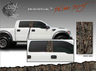 Camo Pillar Post Wrap - 1403-050