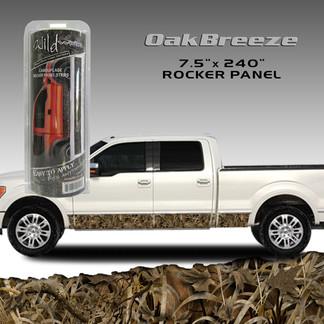 """Oak Breeze Rocker Panel -  7.5 and 10"""" wide"""