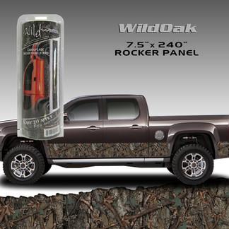 """Wild Oak Rocker Panel 10"""""""