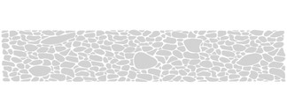 EtchedFX Glass Film - Frosted Pebbles GE 4001