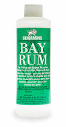 Benjamins Bay Rum Plain 8oz
