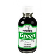 Benjamins Food Colouring Green 2oz