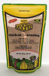 Easi Spice Chicken Seasoning 16oz (454g) bag