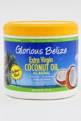 Glorious Belize Coconut Oil 725ml