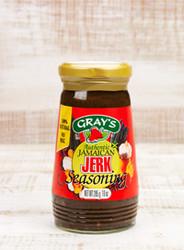 Gray's Jerk Seasoning 10oz