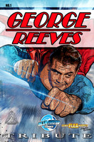 Tribute: George Reeves LIMITED EDITION COVER