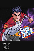Tom Corbett: Space Cadet: Danger in Deep Space Graphic Novel